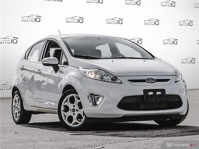 2011 Ford Fiesta SES (Stk: 0T761DA) in Oakville - Image 1 of 21