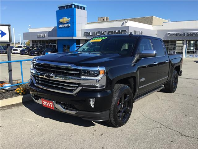 2017 Chevrolet Silverado 1500 High Country (Stk: K351AX) in Grimsby - Image 1 of 15