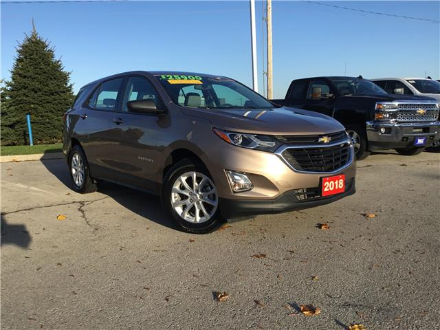 2018 Chevrolet Equinox LS (Stk: 183250) in Grimsby - Image 1 of 24