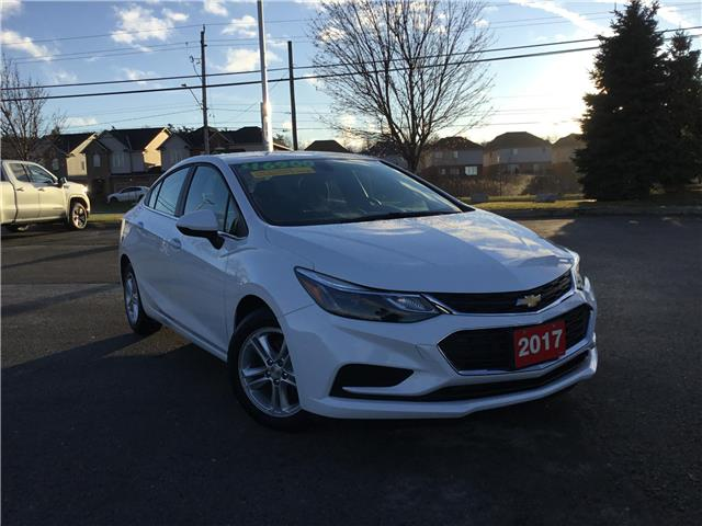 2017 Chevrolet Cruze LT Auto (Stk: K478A) in Grimsby - Image 1 of 18