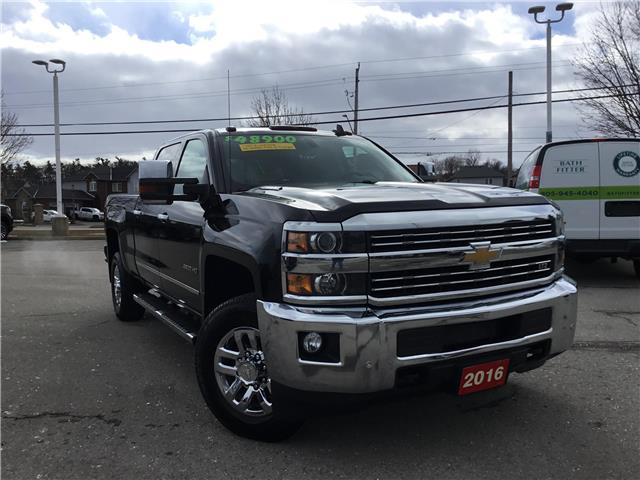 2016 Chevrolet Silverado 2500HD LTZ (Stk: 163189) in Grimsby - Image 1 of 23