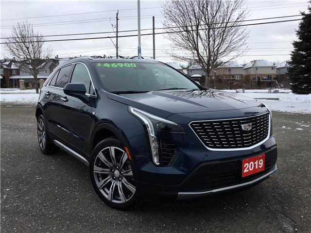 2019 Cadillac XT4 Premium Luxury (Stk: K124A) in Grimsby - Image 1 of 24