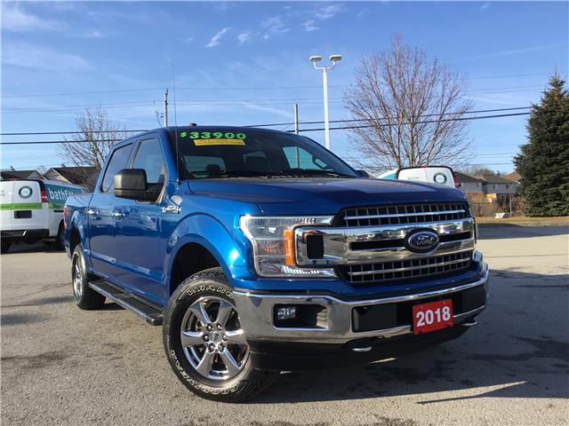 2018 Ford F-150  (Stk: L149A) in Grimsby - Image 1 of 20