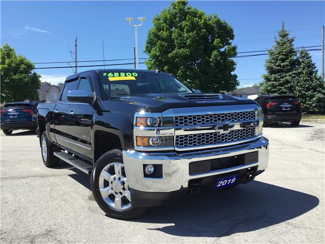 2019 Chevrolet Silverado 2500HD LTZ (Stk: 193941) in Grimsby - Image 1 of 24