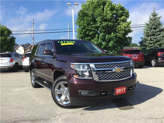 2017 Chevrolet Tahoe LT (Stk: 172792X) in Grimsby - Image 1 of 24
