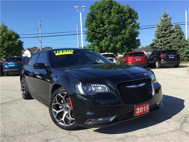 2015 Chrysler 300 S (Stk: 186395A) in Grimsby - Image 1 of 23