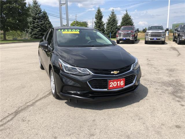 2016 Chevrolet Cruze LT Auto (Stk: 166369) in Grimsby - Image 1 of 13