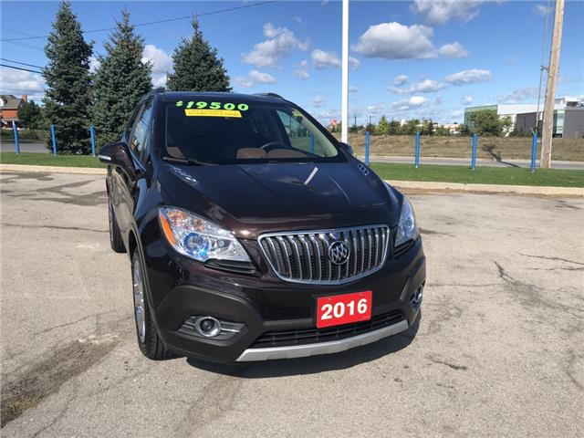 2016 Buick Encore Leather (Stk: 168786) in Grimsby - Image 1 of 13