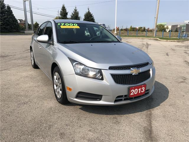 2013 Chevrolet Cruze LT Turbo (Stk: L045BX) in Grimsby - Image 1 of 15
