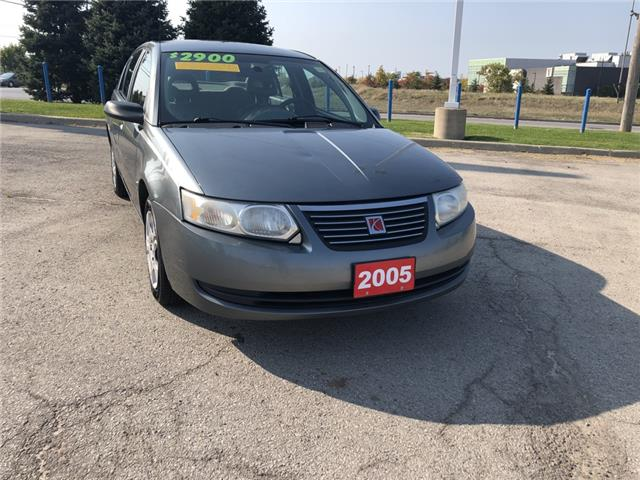 2005 Saturn ION 2 Midlevel (Stk: 167796AA) in Grimsby - Image 1 of 14