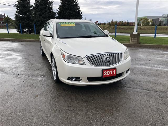 2011 Buick LaCrosse CXS (Stk: K526AX) in Grimsby - Image 1 of 15