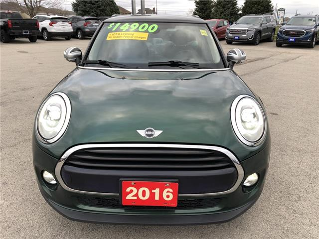2016 MINI 3 Door Cooper (Stk: 181556AX) in Grimsby - Image 1 of 14