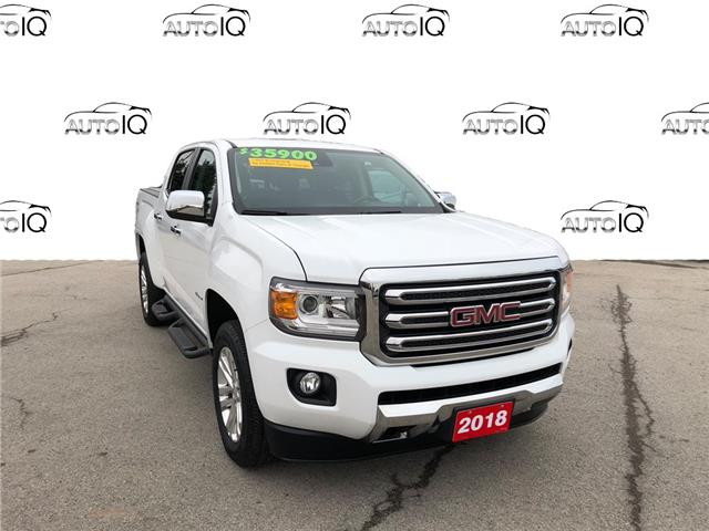 2018 GMC Canyon  (Stk: 184327) in Grimsby - Image 1 of 15