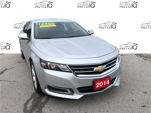 2014 Chevrolet Impala 2LT (Stk: M051A) in Grimsby - Image 1 of 15