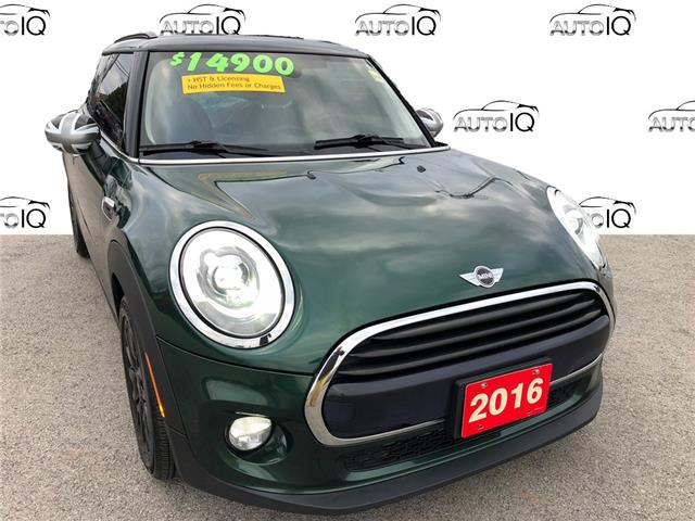 2016 MINI 3 Door Cooper (Stk: 181556AX) in Grimsby - Image 1 of 15