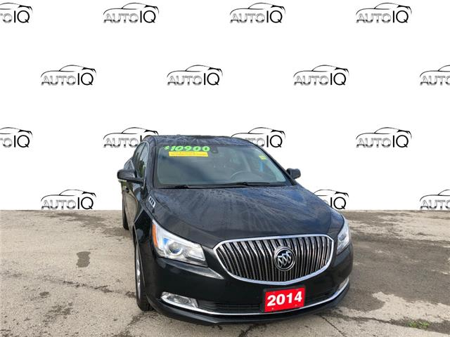 2014 Buick LaCrosse Leather (Stk: K228A) in Grimsby - Image 1 of 13