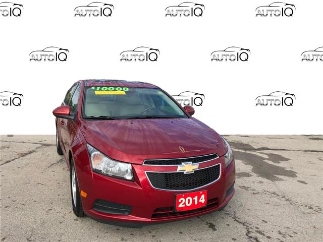 2014 Chevrolet Cruze 2LT (Stk: K104A) in Grimsby - Image 1 of 12