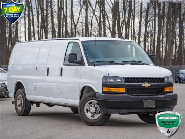 2019 Chevrolet Express 2500 Work Van (Stk: P3509R) in Welland - Image 1 of 27