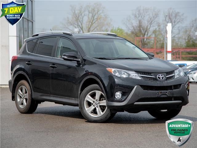 2015 Toyota RAV4 XLE (Stk: 3696) in Welland - Image 1 of 22