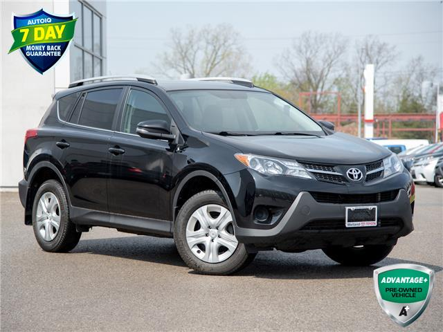 2015 Toyota RAV4 LE (Stk: 3702) in Welland - Image 1 of 18
