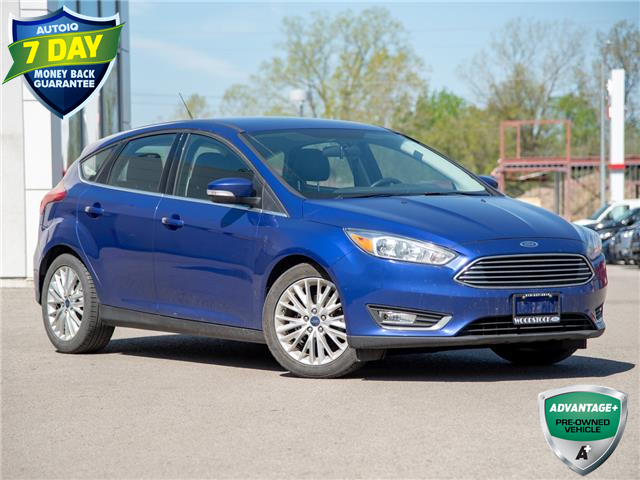 2015 Ford Focus Titanium (Stk: 6853A) in Welland - Image 1 of 20
