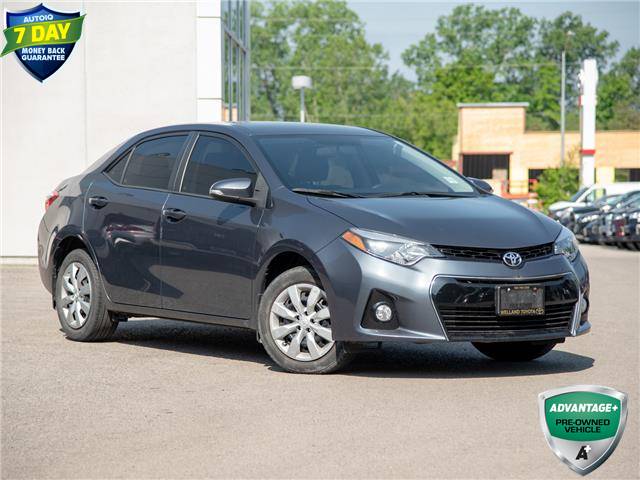 2015 Toyota Corolla S (Stk: 3736) in Welland - Image 1 of 19