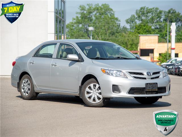 2013 Toyota Corolla CE (Stk: 7054A) in Welland - Image 1 of 18