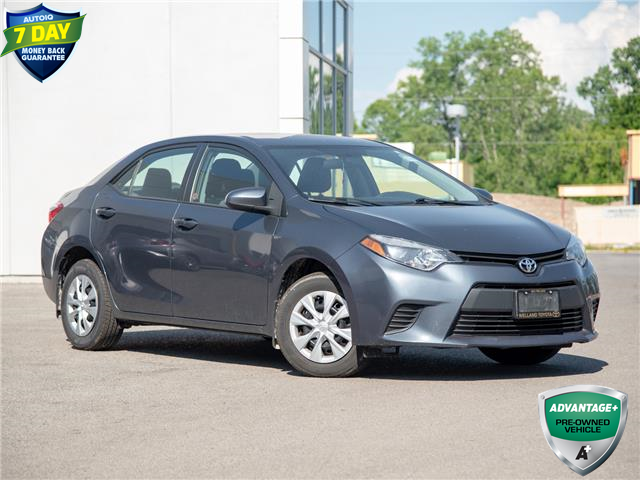2015 Toyota Corolla CE (Stk: 3749) in Welland - Image 1 of 19
