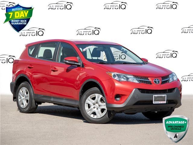 2015 Toyota RAV4 LE (Stk: 3746) in Welland - Image 1 of 19