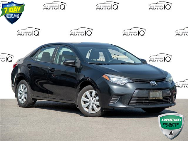 2015 Toyota Corolla LE (Stk: 3759) in Welland - Image 1 of 20