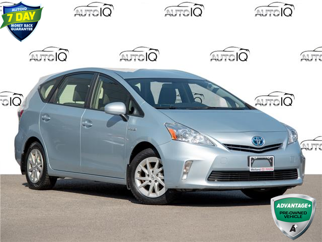 2014 Toyota Prius v Base (Stk: 7158A) in Welland - Image 1 of 21