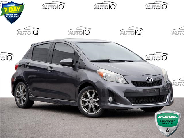 2012 Toyota Yaris SE (Stk: 3812A) in Welland - Image 1 of 21