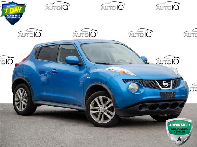 2011 Nissan Juke SV (Stk: 7154AZ) in Welland - Image 1 of 23
