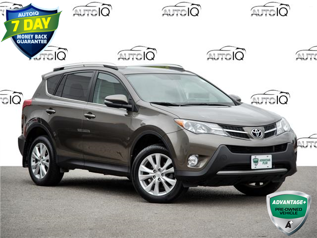 2014 Toyota RAV4 Limited (Stk: 7275A) in Welland - Image 1 of 24