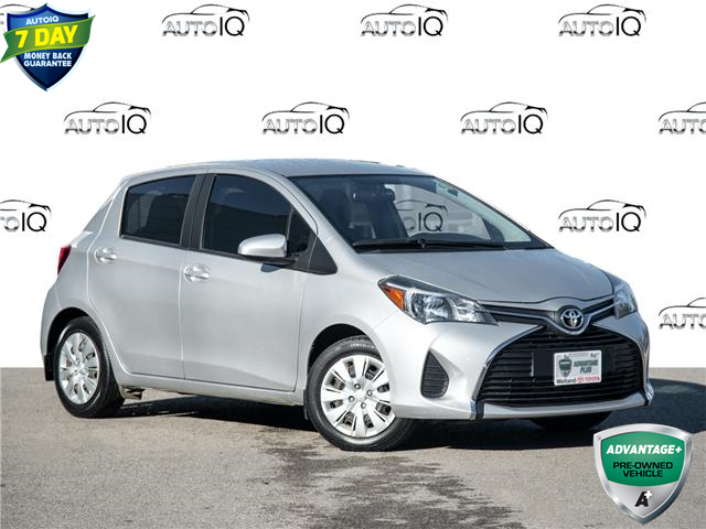 2015 Toyota Yaris LE (Stk: 3845X) in Welland - Image 1 of 21