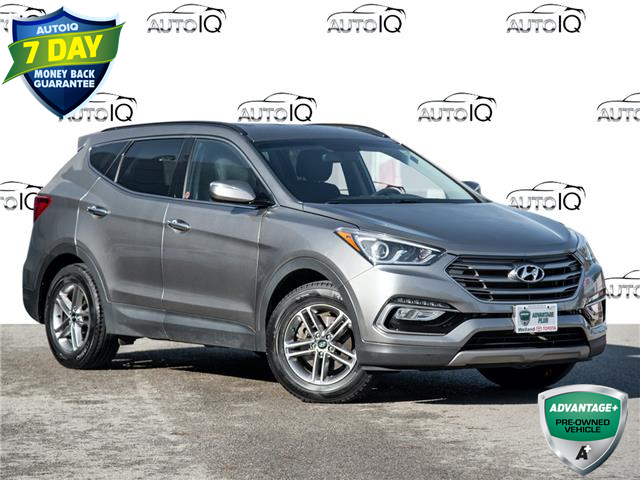 2017 Hyundai Santa Fe Sport 2.4 Base (Stk: 7259A) in Welland - Image 1 of 21