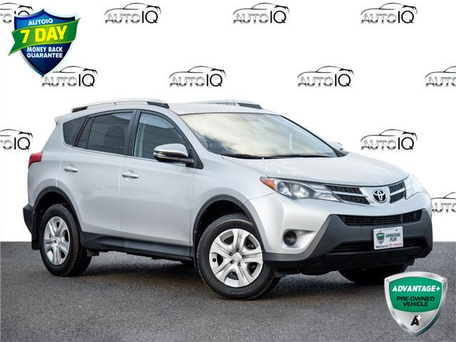 2015 Toyota RAV4 LE (Stk: 7335A) in Welland - Image 1 of 22