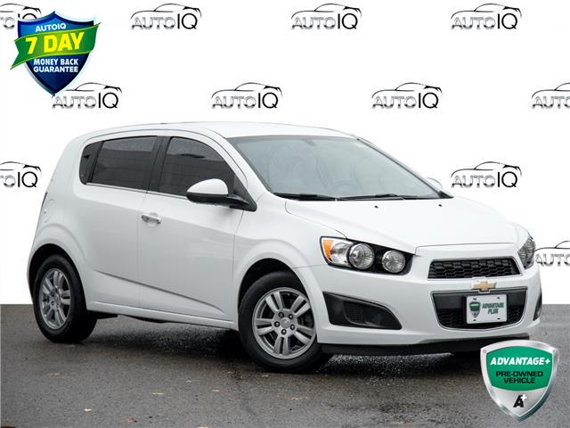 2014 Chevrolet Sonic LT Auto (Stk: 3811AX) in Welland - Image 1 of 22