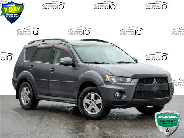 2010 Mitsubishi Outlander LS (Stk: 7352A) in Welland - Image 1 of 21