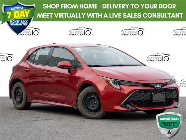 2019 Toyota Corolla Hatchback Base (Stk: 7338AXX) in Welland - Image 1 of 19