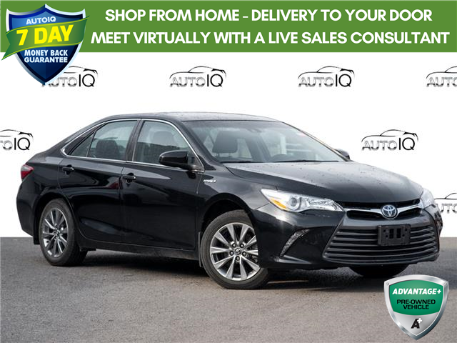 2017 Toyota Camry Hybrid XLE (Stk: 7387A) in Welland - Image 1 of 23