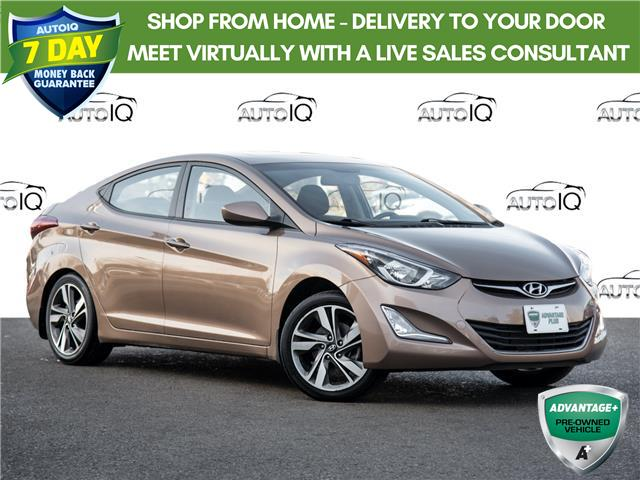 2016 Hyundai Elantra GLS (Stk: 7248A) in Welland - Image 1 of 26