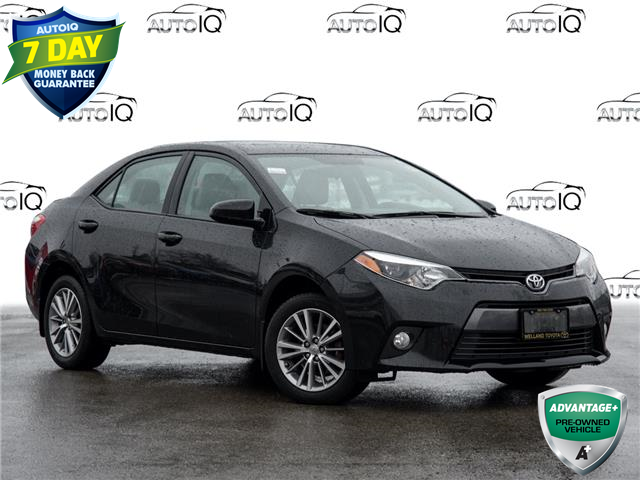 2015 Toyota Corolla LE (Stk: 3901) in Welland - Image 1 of 18