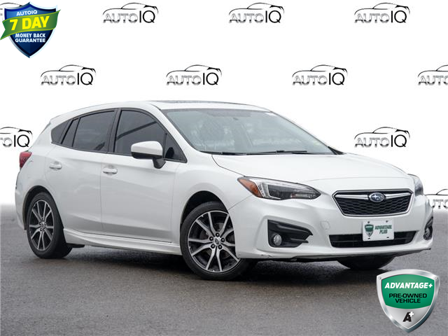 2017 Subaru Impreza Touring (Stk: 3900) in Welland - Image 1 of 20