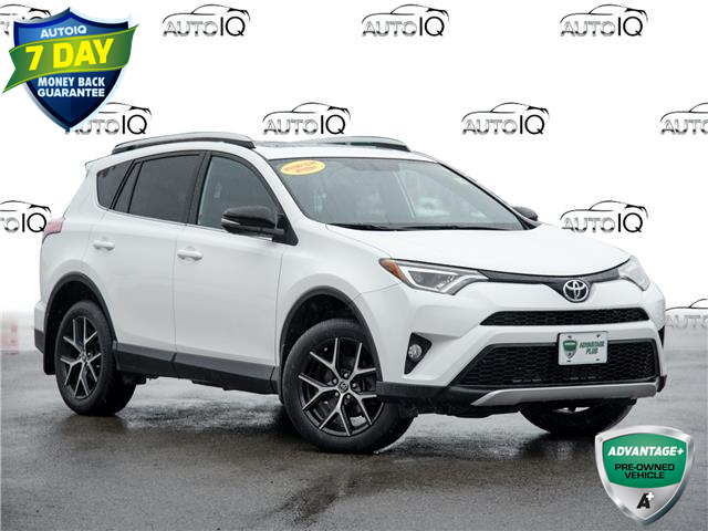 2016 Toyota RAV4 SE (Stk: 3909) in Welland - Image 1 of 25