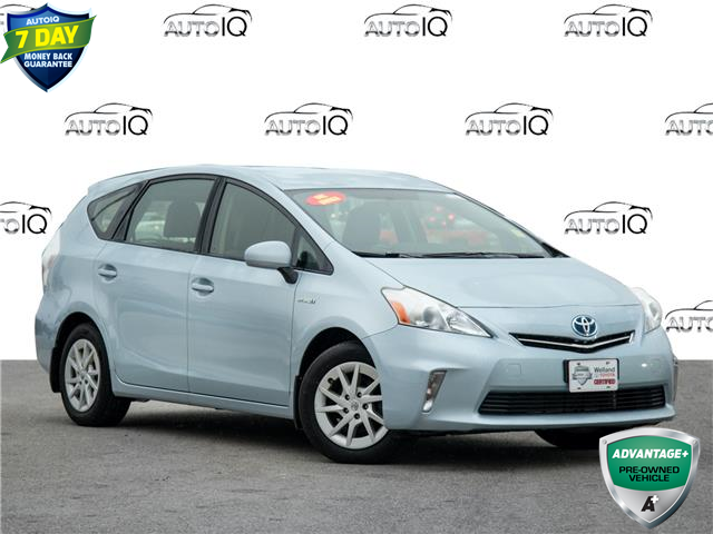 2014 Toyota Prius v Base (Stk: 7158B) in Welland - Image 1 of 21