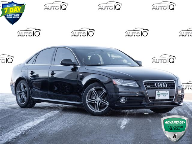 2011 Audi A4 2.0T Premium (Stk: 7242A) in Welland - Image 1 of 22