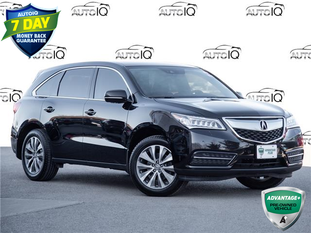 2016 Acura MDX Technology Package 5FRYD4H62GB501246 7465A in Welland