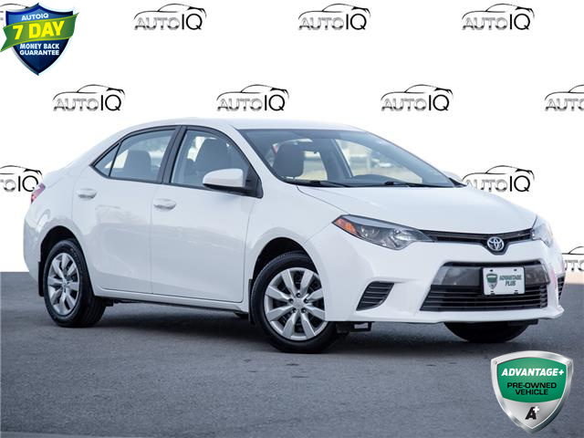2016 Toyota Corolla LE (Stk: 3955) in Welland - Image 1 of 24
