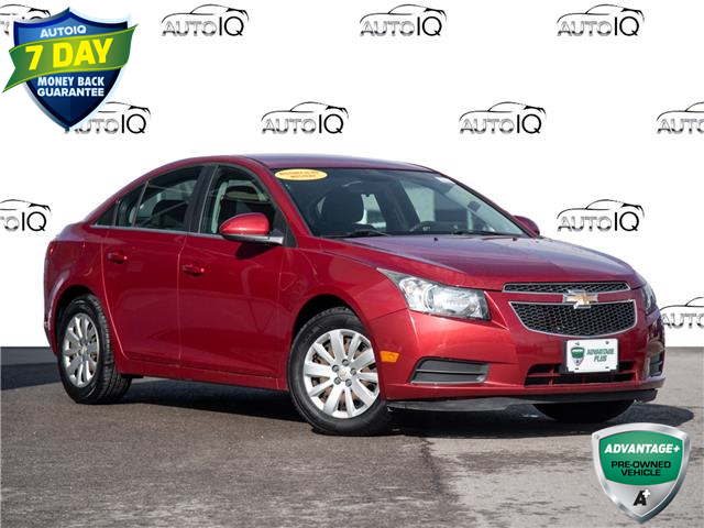 2011 Chevrolet Cruze LT Turbo (Stk: 3952A) in Welland - Image 1 of 21